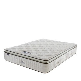Silentnight Mirapocket 1000 Geltex Pillow Top Limited Edition Mattress Reviews