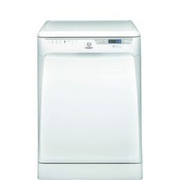 INDESIT DFP 58T96 Z Full-Size Dishwasher - White Reviews