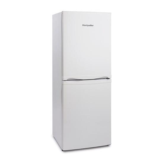 Montpellier MFF152W/S/K Frost Free Combi Fridge Freezer
