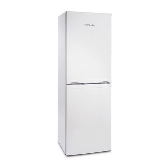 Montpellier MFF170W/S/K Frost Free Combi Fridge Freezer