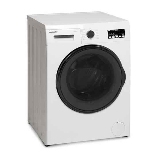Montpellier MWD7512P/S/K Freestanding Washer Dryer