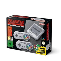 Nintendo Classic Mini: SNES Super Nintendo Entertainment System Reviews