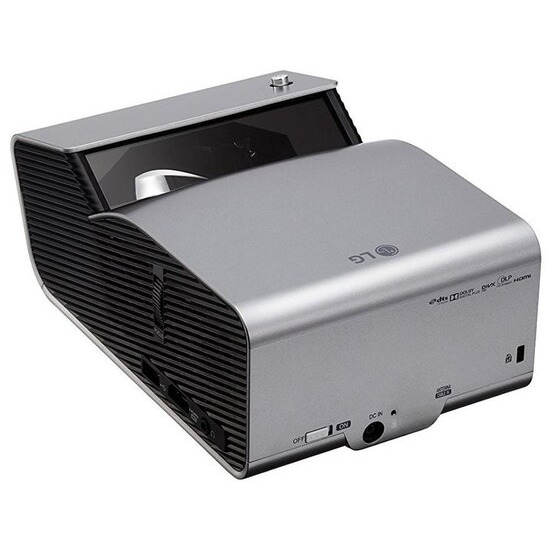 LG Minibeam PH450UG Portable LED Ultra Short Throw Projector with Battery