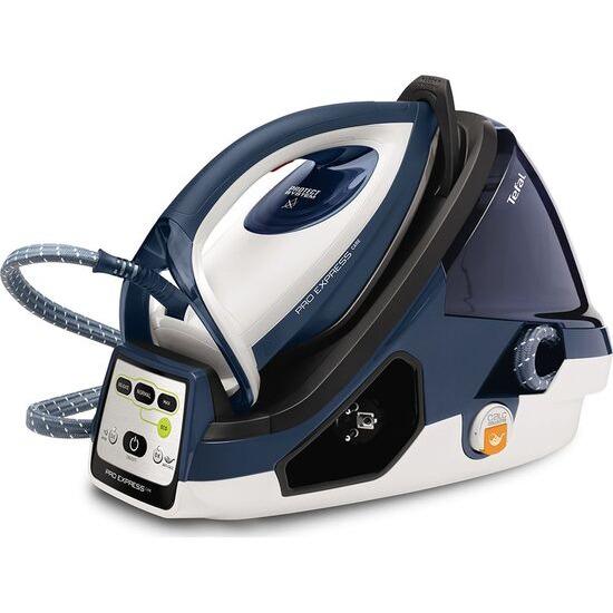 Tefal Pro Express Care High Pressure GV9060G0 Steam Generator Iron - Blue & White