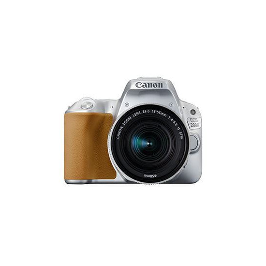Canon EOS 200D DSLR with 18-55mm IS STM Lens