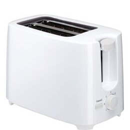 ESSENTIALS C02TW17 2-Slice Toaster - White Reviews