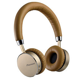 Pioneer SE-MJ561BT-T Tan Headphones