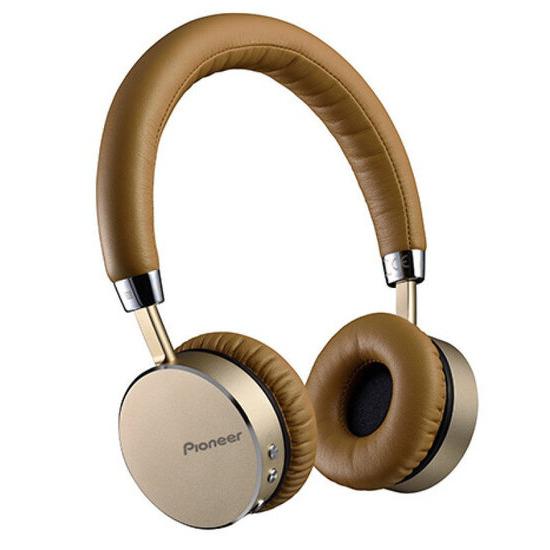 Pioneer SE-MJ561BT-T Tan Headphones