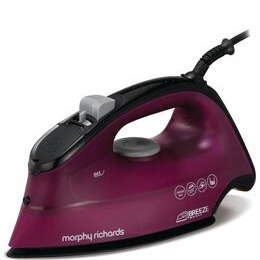 Morphy Richards Breeze 300279 Steam Iron - Mulberry Reviews