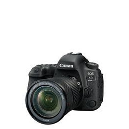 Canon EOS 6D Mark II DSLR + EF 24-105mm Reviews