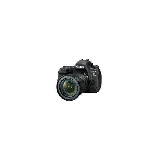Canon EOS 6D Mark II DSLR + EF 24-105mm