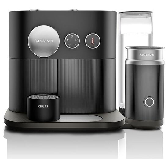 Nespresso by Krups Expert & Milk XN601840 Smart Coffee Machine - Black