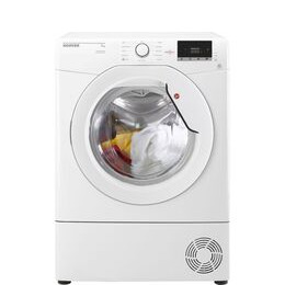 Hoover Dynamic Next DX C9DG NFC 9 kg Condenser Tumble Dryer - White Reviews
