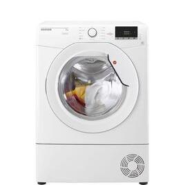 Hoover Dynamic Next DX C9DG NFC 9 kg Condenser Tumble Dryer - White Reviews