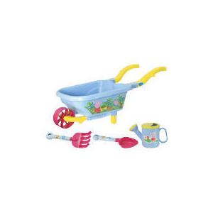 Photo of Peppa Pig Wheelbarrow Set Toy