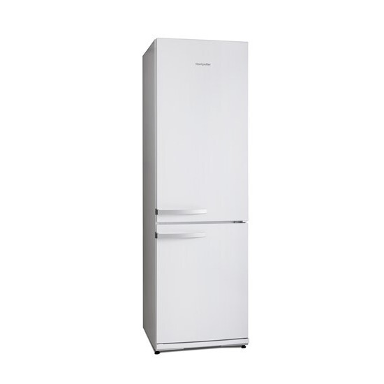Montpellier MS317-2W Combi Fridge Freezer