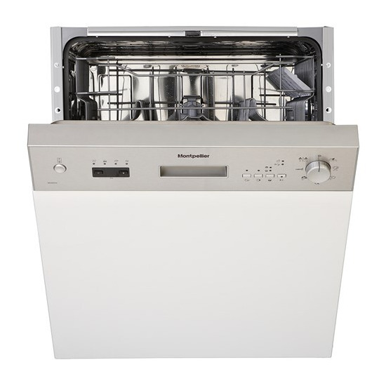 Neff Series 4 S72M63X1GB Fullsize Integrated Dishwasher