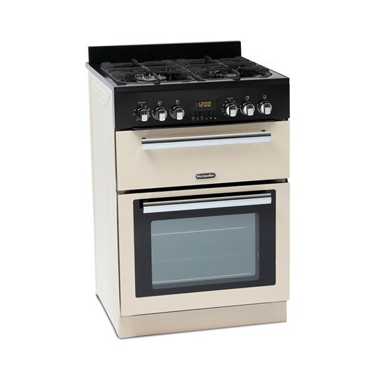 Montpellier RMC60DFC/K/X Dual Fuel Range Cooker