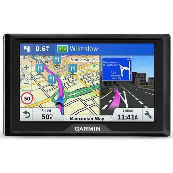 Garmin Drive 51 LMT-S 5 Sat Nav - Full Europe Maps