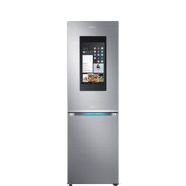 Samsung Family Hub RB38M7998S4/EU Smart 63/37 Fridge Freezer - Real Stainless Reviews