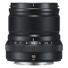 Fujifilm XF 50mm f/2 R WR Reviews