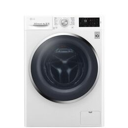 LG F4J6AM2W NFC 8 kg Washer Dryer Reviews