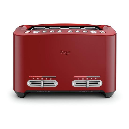 Sage BTA845CBUK Toasters