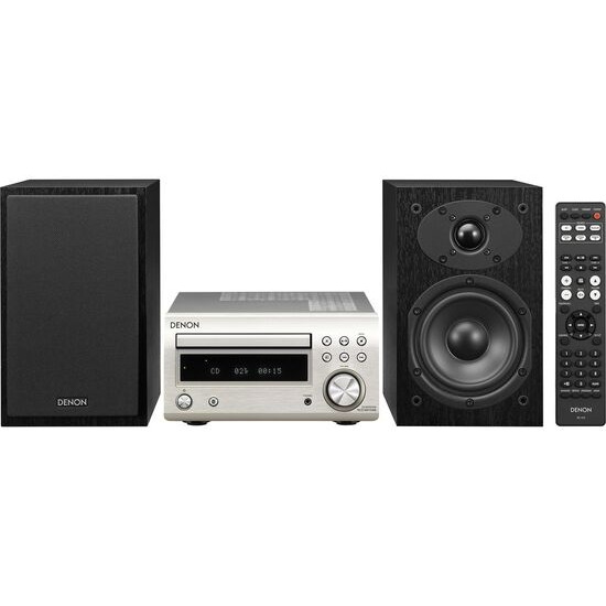 DENON DM-41DAB Wireless Traditional Hi-Fi System