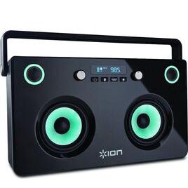ION Spectraboom Portable Bluetooth Wireless Speaker Reviews
