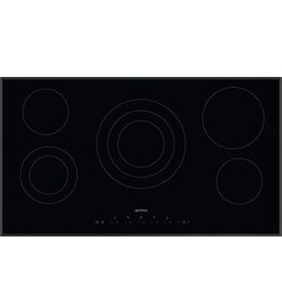 SMEG SE395ETB Electric Ceramic Hob - Black Reviews