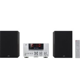 JVC UX-D427S Wireless Traditional Hi-Fi System Reviews