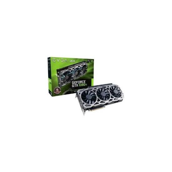 EVGA FTW3 GeForce GTX 1080 Ti 11GB GDDR5X Gaming Graphics Card