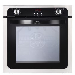 New World NW602FP 73L Fanned assisted Electric Single Oven With Programmable Timer Stainless Steel Reviews