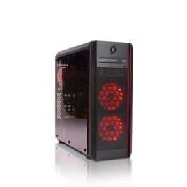 StormForce Ventus Core i7-7700 16GB 3TB + 256GB SSD GeForce GTX 1080 DVD-RW Windows 10 Gaming Desktop Reviews