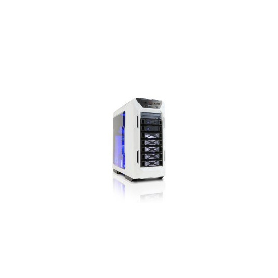 StormForceTyphoon Core i7-7700K 16GB 4TB + 256GB SSD GeForce GTX 1080 DVD-RW Windows 10 Gaming Desktop