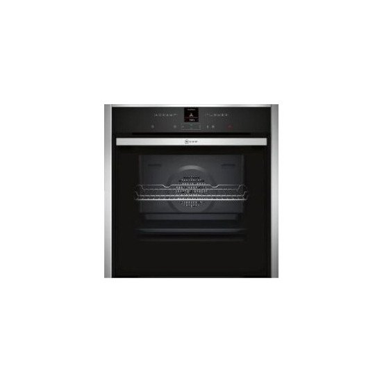 Neff B47CR32N1B Single oven Stainless steel