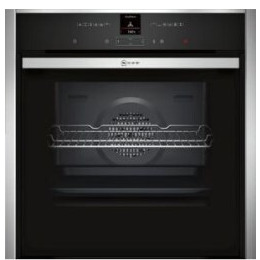 Neff B57CR22N1B Single oven Stainless steel Reviews