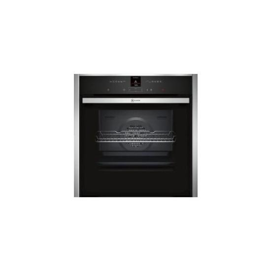 Neff B57CR22N1B Single oven Stainless steel
