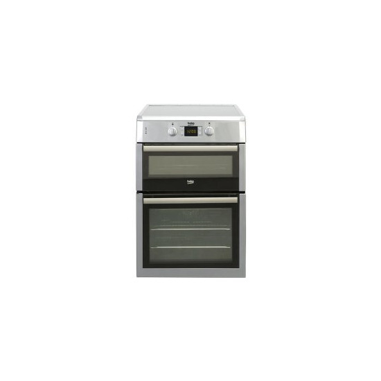 Beko BDVI675NTS 60cm Electric Cooker With Induction Hob