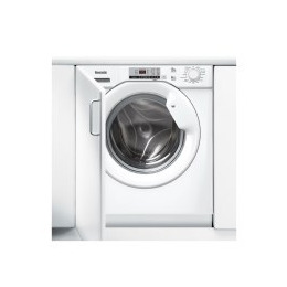 Baumatic BWMI148D-80 8kg 1400rpm Integrated Washing Machine Reviews