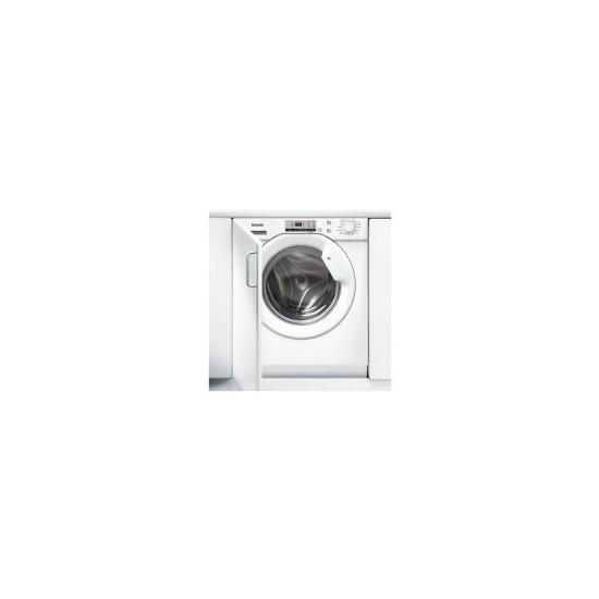 Baumatic BWMI148D-80 8kg 1400rpm Integrated Washing Machine