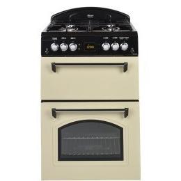 Leisure CLA60GAC 60 cm Gas Cooker - Cream & Black Reviews