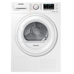 Samsung DV80M50101W 8kg Heat Pump Freestanding Tumble Dryer Reviews