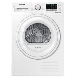 Samsung DV80M50101W 8kg Heat Pump Freestanding Tumble Dryer Reviews