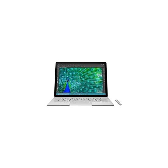 Microsoft Surface Book Core i7-6600U 8GB 256GB SSD GeForce GTX 965M 13.5 Inch Windows 10 Professional Laptop