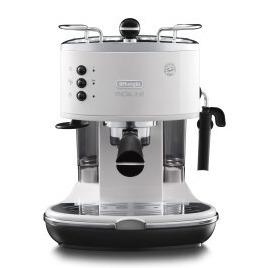 De Longhi ECOM311.W Icona Micalite Espresso Coffee Machine White Reviews
