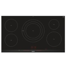 Siemens EH975LVC1E iQ300 Stainless Steel Side Trim Bevelled Frront Edge 912 mm Induction Hob - Black Reviews