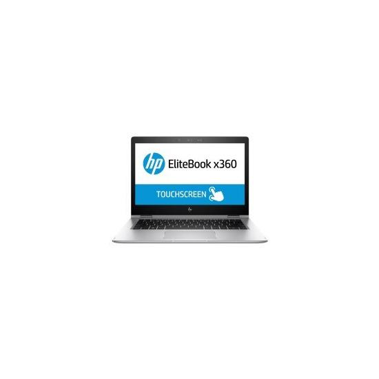 HP EliteBook x360 Corei5-7200U 256GB SSD Windows 10 Professional Laptop