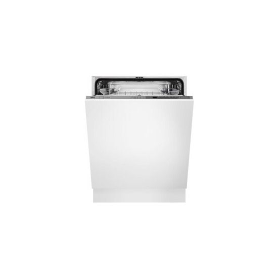 AEG FSS52615Z Fully Integrated Dishwasher 13 Place Settings