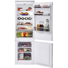 Hoover HBBS100UK 70-30 Integrated Fridge Freezer - Sliding Rail Reviews